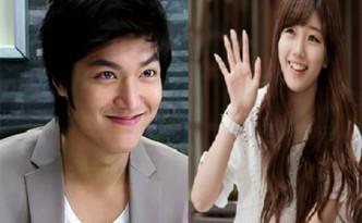 Miss A's Bae Su Ji and Lee Min Ho